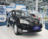 SIA-2011: Geely