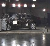 Краш-тест: Peugeot 508