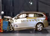 Краш-тест: Volvo V60