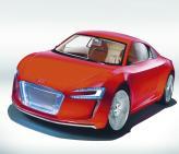 Электромобиль Audi R8 e-tron станет серийным