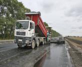 В 2011 году в Украине построят тысячу километров дорог