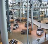 Volkswagen увеличил мировые продажи на 12 процентов