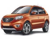 Renault Koleos: обновленный кроссовер
