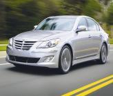 Hyundai Genesis: ставка на мощность и экономию