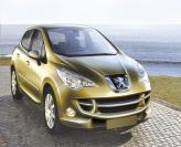 Peugeot 208 появится на рынке в 2012 году