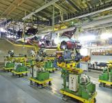 """""""ЗАЗ"""" увеличил производство автомобилей на 17 процентов"""