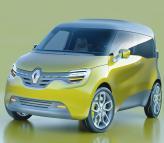 Renault Frendzy: два в одном