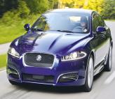 Jaguar XF: инъекция хищности