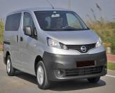 Электрический фургон Nissan NV200 проходит тестовые испытания