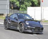 Porsche 911 Turbo: первые изображения