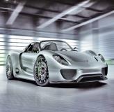 Гибридный Porsche 918 Spyder за 645 тыс. евро купил гражданин Украины