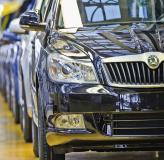 Skoda намерена начать производство компактного седана в Китае