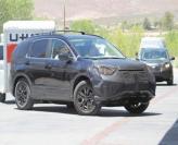 Honda СR-V нового поколения проходит тестовые испытания