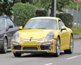 Porsche 911 – шпионское фото будущего спорткара