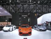 Lamborghini во Франкфурте покажет новый суперкар