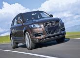 Новый кроссовер Audi Q7 будет представлен в в 2014 году