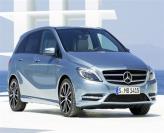 Mercedes-Benz показал фото нового поколения B-Class