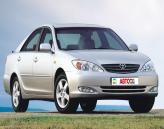 Toyota Camry (2001-2006): надежный седан бизнес-класса