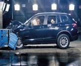 Краш-тест: BMW X3