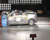Краш-тест: Volkswagen Golf Cabriolet