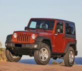 Обновленный Jeep Wrangler для Европы