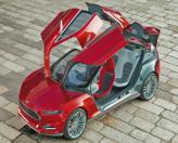 Ford Evos предвестник следующего поколения Fusion