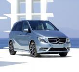 Mercedes-Benz B-Class: смена поколений