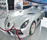 Столичное автошоу-2011: Mercedes-Benz