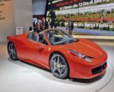 Франкфуртский автосалон-2011: Ferrari
