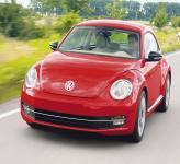 Volkswagen New Beetle: классика на новый лад