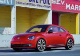 Volkswagen Beetle сохраняет классический дизайн предшественника