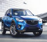 Mazda CX-5: ставка на компактность