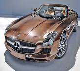 Mercedes-Benz SLS AMG Roadster: кабриолет в духе 50-х годов