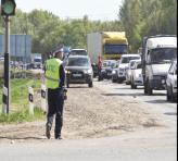 Донецкие ГАИшники набираются опыта у своих европейских коллег