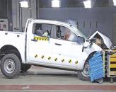 Краш-тест: Ford Ranger