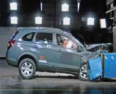 Краш-тест: Chevrolet Captiva