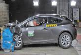 Краш-тест: Opel Astra GTC