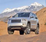Jeep Grand Cherokee, Land Rover Discovery, Volkswagen Touareg: вседорожное соревнование