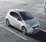 Peugeot 208: в новом стиле