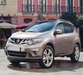 Nissan Murano: повторное освежение