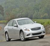 Infiniti G25, Lexus IS250, Volvo S60: пропуск в премиум-класс
