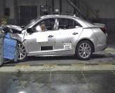 Краш-тест: Chevrolet Malibu