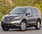 Honda CR-V: четвертое пришествие
