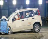 Краш-тест: Fiat Panda