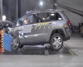 Краш-тест: Jeep Grand Cherokee