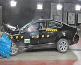 Краш-тест: Mercedes-Benz C-Class Coupe