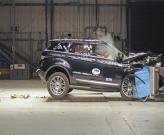 Краш-тест: Range Rover Evoque