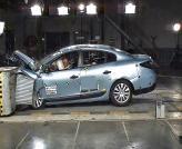 Краш-тест: Renault Fluence Z.E.