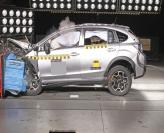 Краш-тест: Subaru XV