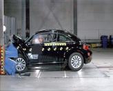 Краш-тест: Volkswagen Beetle